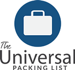 TheUPL is home to the world's best interactive packing list